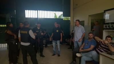 Photo of DIRETORIA DO SINDASP-PE PRESENTE NAS UNIDADES PRISIONAIS EM MOMENTOS DE MOTIM