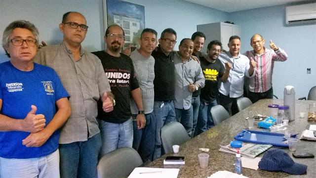 Photo of AS CATEGORIAS E ENTIDADES DA SEGURANÇA PÚBLICA UNIDAS EM PASSEATA