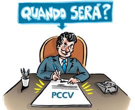Photo of APROVADO A REDAÇÃO FINAL DO PROJETO DO PCCV
