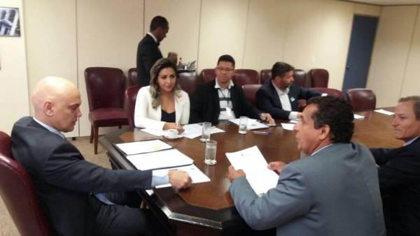 Photo of Ministro da Justiça recebeu Fenaspen para tratar de temas como a Pec 308