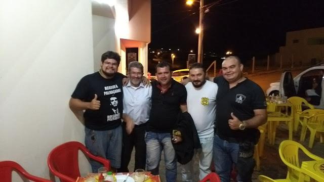 Photo of SINDASP-PE E AGENTES PENITENCIARIOS DE SALGUEIRO ARTICULARAM JUNTO AO DEPUTADO FEDERAL GONZAGA PATRIOTA QUE GARANTIU O APOIO A PEC N° 372/2017 (CRIAÇÃO DA POLÍCIA PENAL)