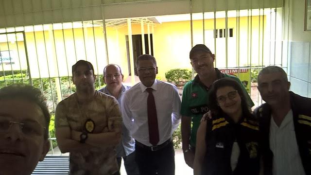 Photo of NOVOS MEMBROS DA DIRETORIA DO SINDASP-PE VISITAM UNIDADES PARA OUVIR A CATEGORIA