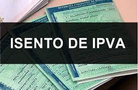 Photo of ISENÇÃO DE IPVA E TAXAS DE LICENCIAMENTO DE VEÍCULOS TAMBÉM PARA AGENTES PENITENCIÁRIOS