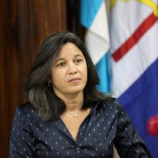 Márcia Maria de Oliveira Silva – Vice Presidente