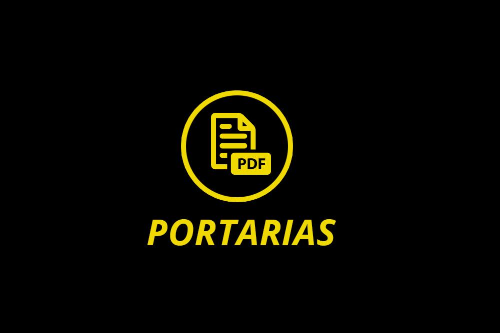 Photo of Portaria de uso permitido de arma em serviço