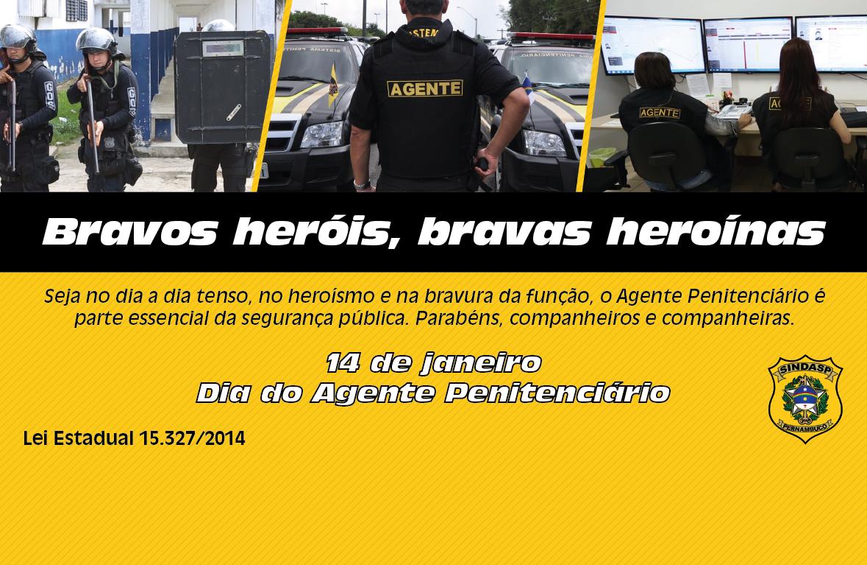 Photo of Dia do Agente Penitenciário