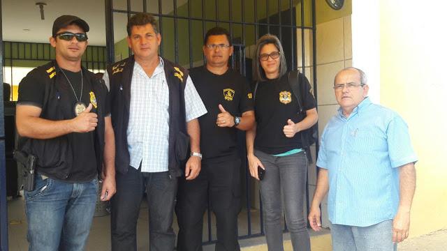 Photo of DIRETORIA DO SINDASP-PE VISITA PRESÍDIO RORENILDO DA ROCHA LEÃO EM PALMARES ONDE PARTICIPA DO PLANEJAMENTO ESTRATÉGICO NO PROJETO TODOS PELA SERES
