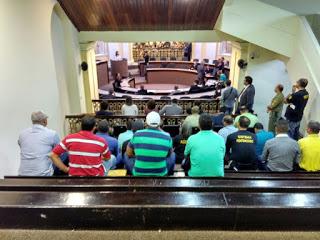Photo of AGENTES PENITENCIÁRIOS COMPARECERAM NA VOTAÇÃO DO PROJETO DO PCCV QUE FOI APROVADO NO PLENÁRIO