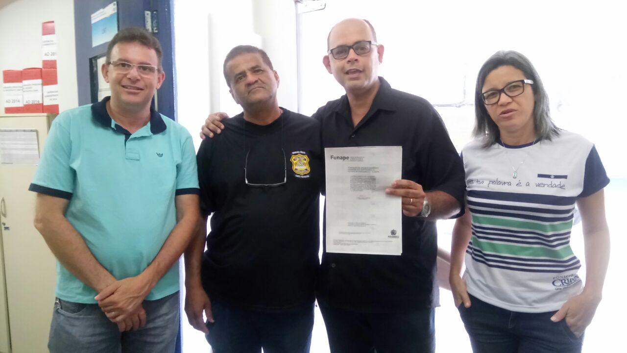 Photo of APÓS CONQUISTA DA LEI DE APOSENTADORIA PARA CATEGORIA, COMEÇAM OS PRIMEIROS AGENTES PENITENCIÁRIOS CONTEMPLADOS COM A APOSENTADORIA ESPECIAL DE POLÍCIA