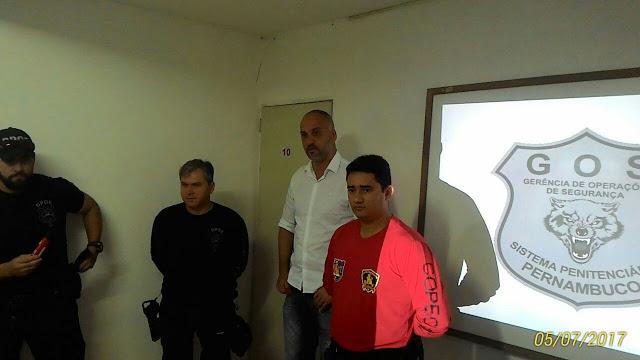 Photo of SINDASP-PE APOIOU CURSO NO CTTA-CARUAU PARA OS AGENTES PENITENCIÁRIOS