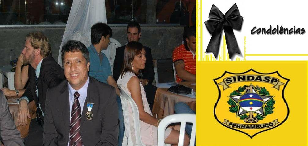 Photo of NOTA DE PESAR AO FALECIMENTO DO AMIGO E AGENTE PENITENCIÁRIO JORGE RICARDO DE LIMA