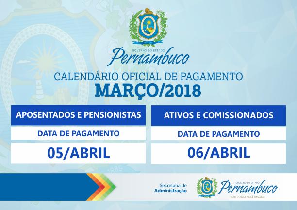 Photo of CALENDÁRIO DE PAGAMENTO DE SALÁRIO
