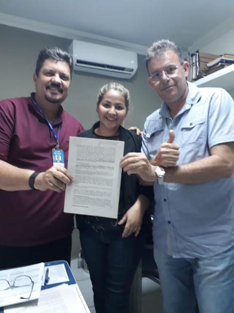 Photo of SINDASP FECHOU CONVÊNIO COM A FACULDADE ESCRITOR OSMAN DA COSTA LINS -FACOL