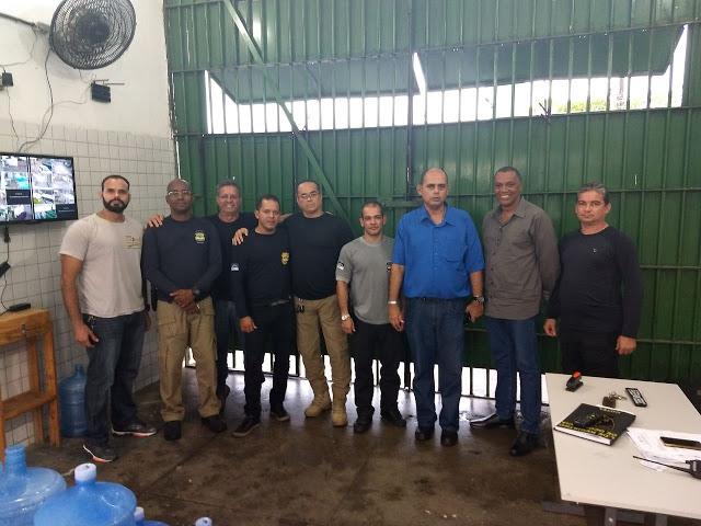 Photo of DIRETORIA DO SINDASP-PE VISITA UNIDADES PARA OUVIR A CATEGORIA