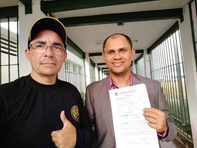 Photo of DIRETORIA DO SINDASP-PE VISITA A PENITENCIÁRIA DE TACAIMBÓ