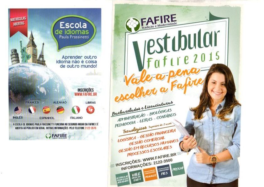 Photo of SINDASP TEM CONVÊNIO COM A FAFIRE