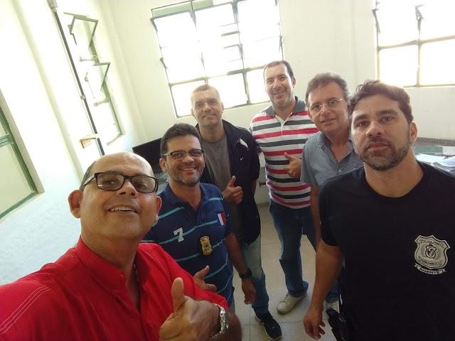 Photo of DIRETORIA DO SINDASP-PE VISITOU A PENITENCIÁRIA DE TACAIMBÓ PARA ESCLARECIMENTOS