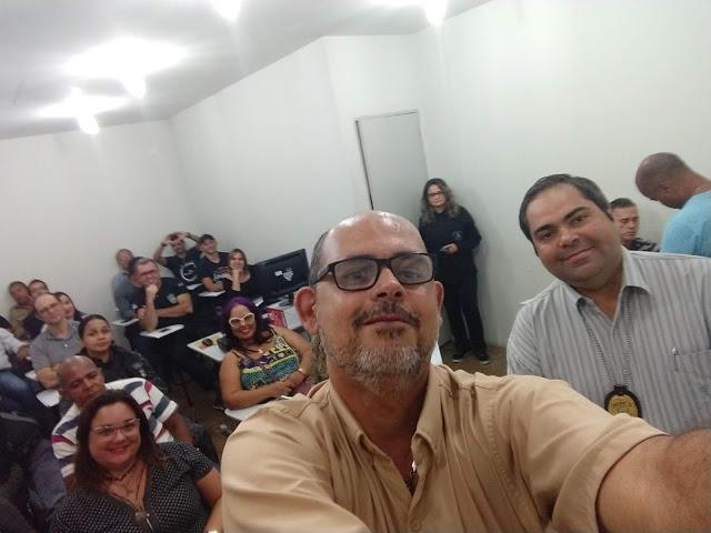 Photo of SINDASP-PE ESTEVE NA REUNIÃO DE INSTRUTORES PARA O NOVO CURSO DE FORMAÇÃO
