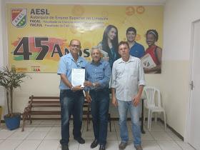 Photo of SINDASP-PE TEM CONVÊNIO COM AESL (FACAL E FACJUL), NO MUNICÍPIO DE LIMOEIRO-PE