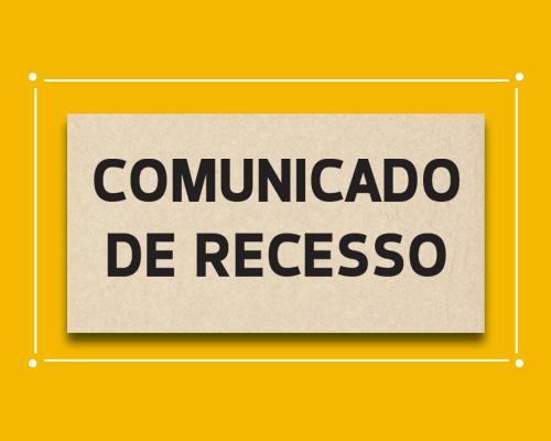 Photo of SINDASP – PE EM RECESSO ATÉ 03 DE JANEIRO DE 2019.