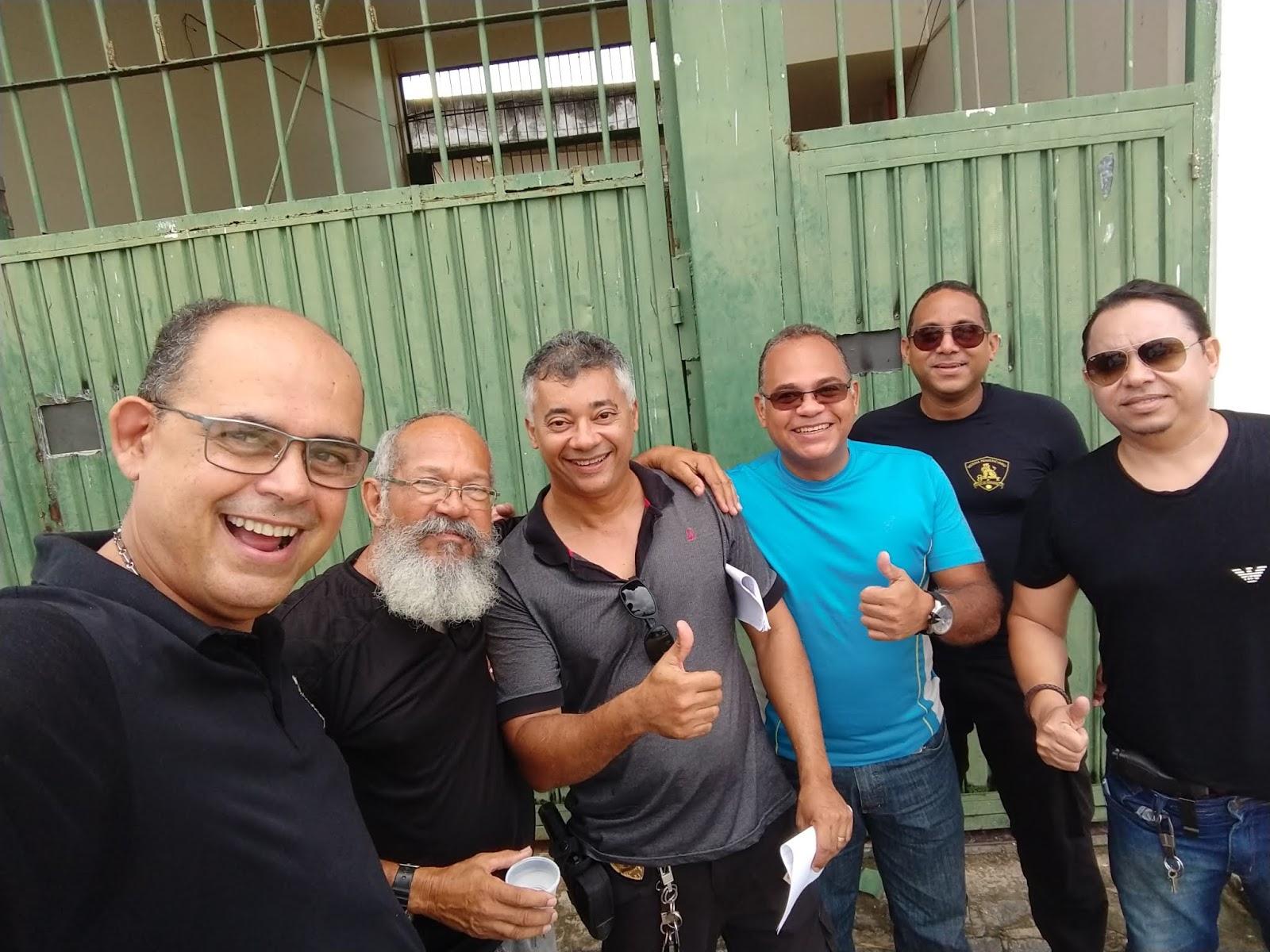Photo of PRESÍDIO DE IGARASSU RECEBE A VISITA DE JOÃO CARVALHO